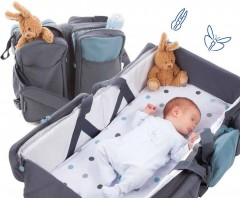 3 in 1 Baby Cot Bag