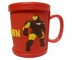 3D Iron Man Kids Mug