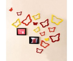 3D Stereo Butterfly Home Decor