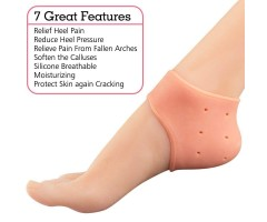 Sun Protection Heel Cushion