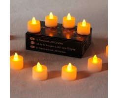 LED ECO Friendly Diya's (Pack of 10)