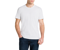 Holi Color Me White Polyester T shirt