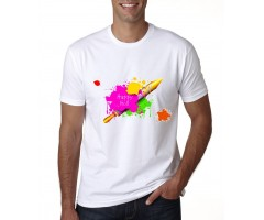 Holi Customize Tshirts D1