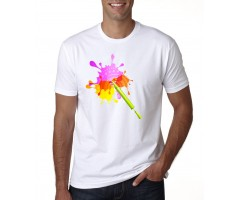 Holi Customize Tshirts D10