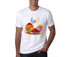 Holi Customize Tshirts D11