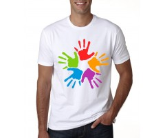 Holi Customize Tshirts D12