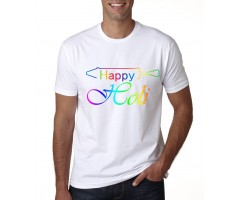 Holi Customize Tshirts D14
