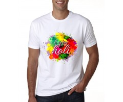 Holi Customize Tshirts D17