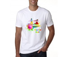 Holi Customize Tshirts D25
