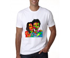Holi Customize Tshirts D29