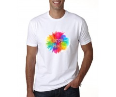 Holi Customize Tshirts D31