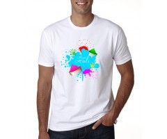 Holi Customize Tshirts D32