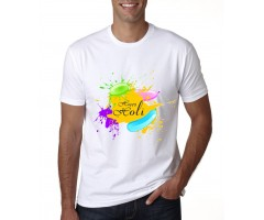 Holi Customize Tshirts D35
