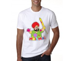 Holi Customize Tshirts D37
