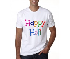 Holi Customize Tshirts D39