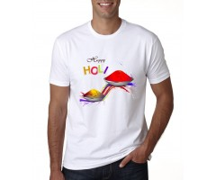 Holi Customize Tshirts D4
