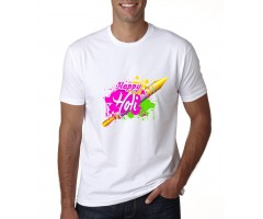 Holi Customize Tshirts D40