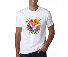Holi Customize Tshirts D41