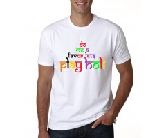 Holi Customize Tshirts D42