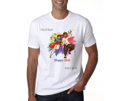 Holi Customize Tshirts D43