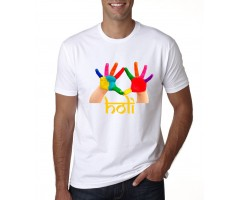 Holi Customize Tshirts D44