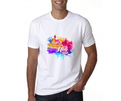 Holi Customize Tshirts D45