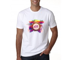 Holi Customize Tshirts D7