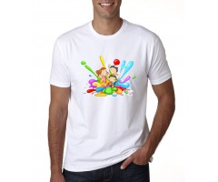 Holi Customize Tshirts D9