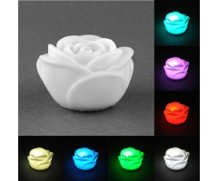 LED Multi Color Changing Rose