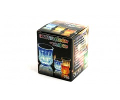 LED Inductive Glass (Set of 2 Glasses)
