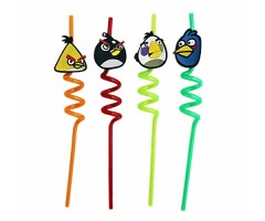 Pick N Sip Angry Birds Straw