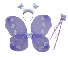 Princess Butterfly Wings (Purple)