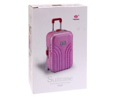 Fashionable Suitcase Shape Coin Bank