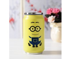 The Minions Despicable Me 2 Stainless Steel Vacuum Cup Bottle