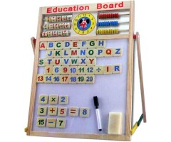 2 in 1 Educational Board